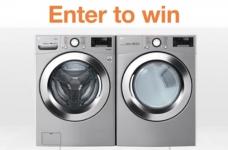 Home Depot Canada LG TrueStream Contest