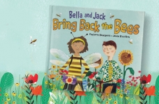 FREE* Bella and Jack Bring Back the Bees Book