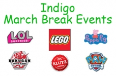 Indigo Kids Break Events
