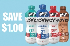 JOYYA Ultrafiltered Milk Coupon