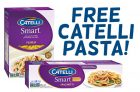 Get 2 FREE Boxes of Catelli Smart Pasta