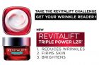 L'Oreal Revitalift Free Wrinkle Reader + High Value Coupon