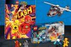 Warner Bros. LEGO DC Super Heros Giveaway