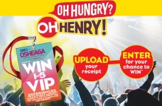 OH HENRY! Osheaga 2020 Contest