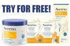 ChickAdvisor Aveeno Cracked Skin Relief & Repairing Masks