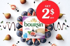 Boursin Cheese Coupon