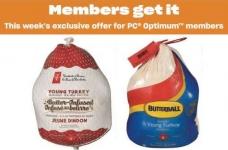 PC Optimum – Turkey Flash Offer