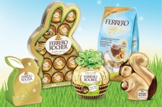 6000 PC Optimum Points on Ferrero Easter Chocolate