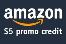 Get a $5 Amazon Credit When You Purchase Gift Cards