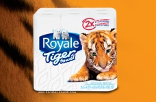 Royale Tiger Towel Paper Towel Coupons | Save $2 Off