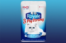 Royale 3-Ply Bathroom Tissue Coupon