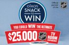 OIKOS Snack To Win Contest 2021