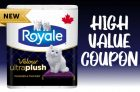 Royale Velour Toilet Paper Coupon | NEW $2 Off Velour UltraPlush Coupon