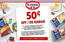 Dr Oetker Coupon | Dr. Oetker Desserts Coupon