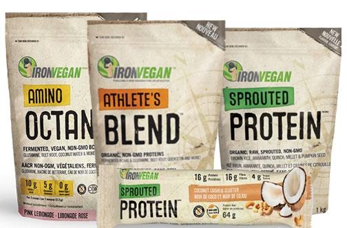 Iron Vegan Free Product Testing Opportunities