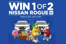 Win a Nissan Rogue SE Plus More Prizes
