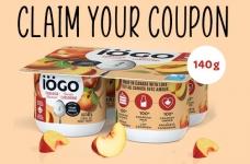 IOGO Canadian Harvest Yogurt Coupon