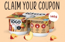 IOGO Canadian Harvest Yogurt Coupon | NEW Mail-to-Home Option