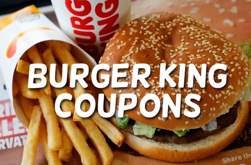 Burger King Coupons & Specials February 2021 | Mix & Match Pies + All-Dressed Nuggets + Free Delivery