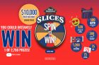 Black Diamond Slices Spin To Win Contest