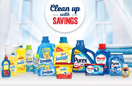 Clean Up With Savings Rebate