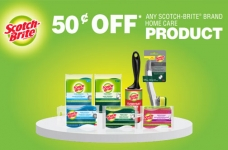 Scotch-Brite Product Coupon