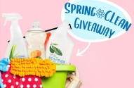 Eco-Max Spring Cleaning Giveaway