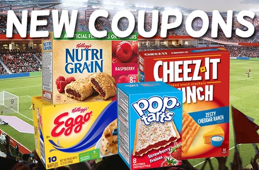 Kellogg's Coupons | NEW Vector & MorningStar Coupons