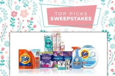 P&G April Top Picks Sweepstakes