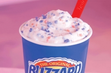 Dairy Queen Coupons | April 2021 + Cotton Candy Blizzard + NEW Shake + NEW Chicken Bites