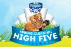 Royale Spring Cleaning High Five Giveaway