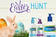 Cetaphil Contest Canada | Cetaphil Easter Hunt Contest