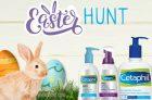 Cetaphil Contest Canada   Cetaphil Easter Hunt Contest