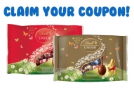 Lindt Coupon Canada | Lindor Mini Eggs