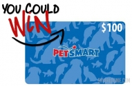 PetSmart Contest Canada | Win a $100 PetSmart Gift Card