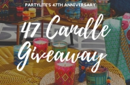 PartyLite Canada Contest | PartyLite 47 Candle Contest