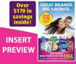 Great Brands, Big Savings Coupon Booklet Preview