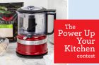 Redpath Power Up Your Kitchen Contest