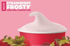 Wendys Coupons & Deals April 2021 + Free Delivery + NEW Strawberry Frosty