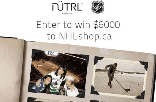 NUTRL Contests | Spirit of the NHL Giveaway