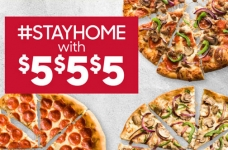 Pizza Hut Coupons & Deals Canada | August 2020 + $5 $5 $5 is BACK!