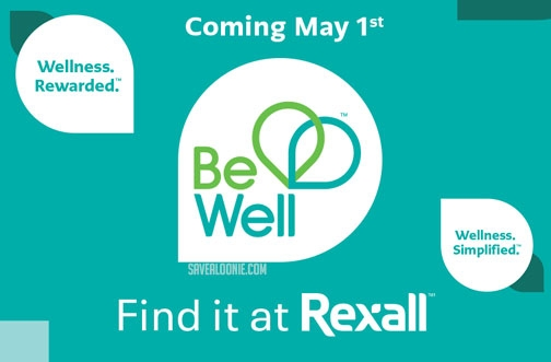 Rexall Be Well Rewards Coupons & Bonus Offers | 25,000 Get Gorgeous Thursday