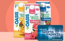 Oasis Contests | Your Health Break Contest