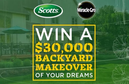 Scotts Contest | The Dream Lawn & Garden Giveaway