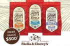 Stella & Chewy's Dog Food Contest | Win $500 in Free Food