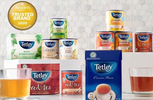 Tetley Tea Contest | Review & Win