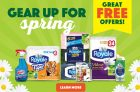 Royale Gear Up For Spring Cleaning Offers
