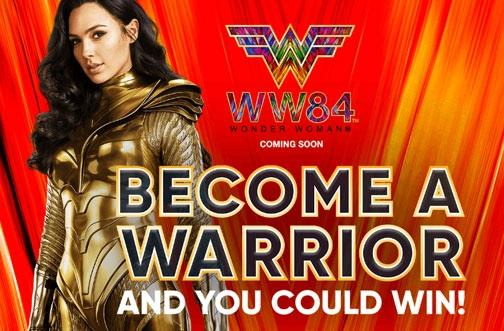 Doritos Contest Canada | Wonder Woman Contest