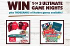 Hershey's Contest | Hasbro Ultimate Game Night Contest
