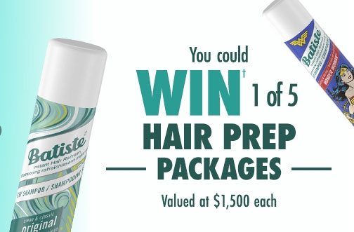 Shoppers Drug Mart Contest | Batiste Contest + Dove Contest